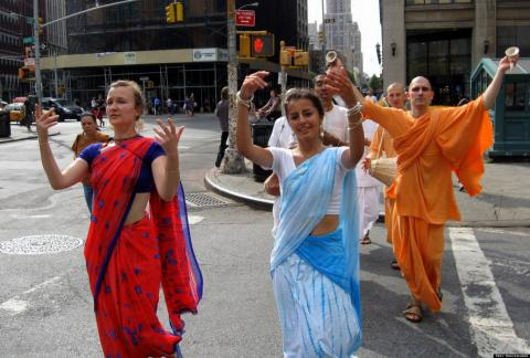 Hinduism Assimilation into American Culture